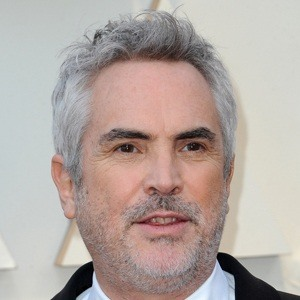 Alfonso Cuarón Headshot 8 of 10