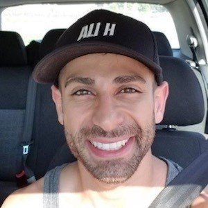 Ali Houmani 3 of 10