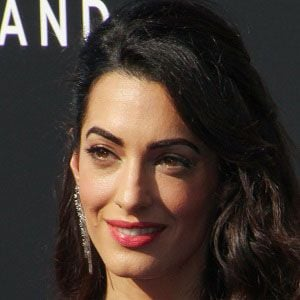 Amal clooney bio facts family famous birthdays