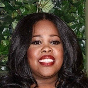 Amber Riley 6 of 9