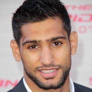 Amir Khan 3 of 10