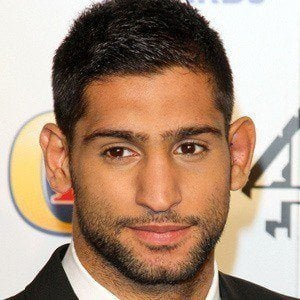 Amir Khan 4 of 10