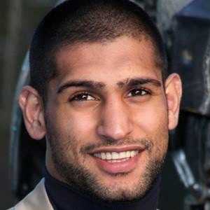 Amir Khan 5 of 10