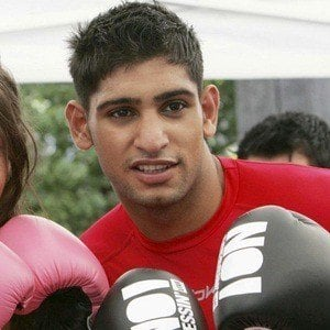 Amir Khan 6 of 10