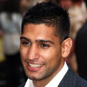 Amir Khan 9 of 10