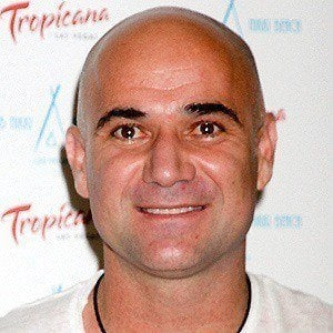 Andre Agassi 4 of 9