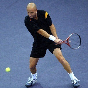 Andre Agassi 8 of 9