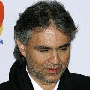 Andrea Bocelli 8 of 10