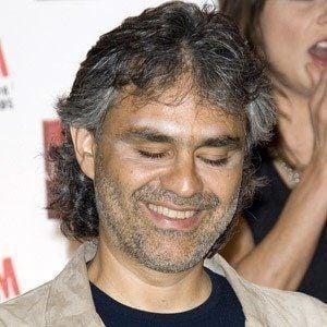 Andrea Bocelli 10 of 10