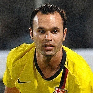 Andres Iniesta 2 of 7