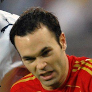 Andres Iniesta 6 of 7