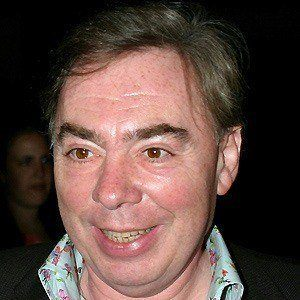 Andrew Lloyd Webber 2 of 4