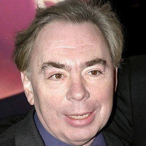 Andrew Lloyd Webber 4 of 4