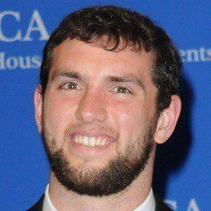 Andrew Luck 2 of 6