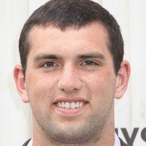 Andrew Luck 3 of 6