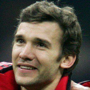 Andriy Shevchenko 2 of 5