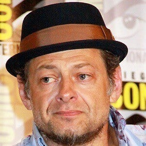 Andy Serkis 5 of 10