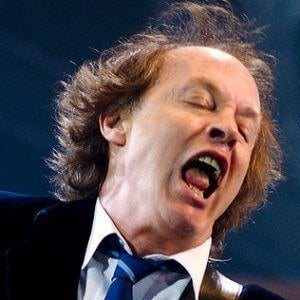 Angus Young 2 of 7