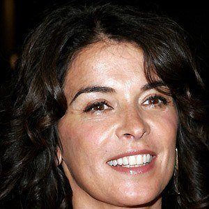Annabella Sciorra couple