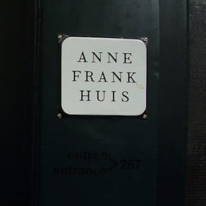 Anne Frank 2 of 3