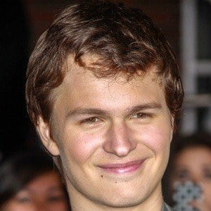 Ansel Elgort 3 of 10