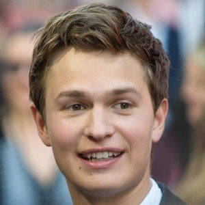 Ansel Elgort 10 of 10