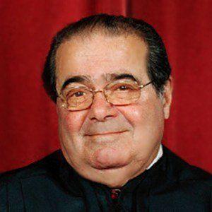 Antonin Scalia 4 of 4