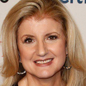 Arianna Huffington 2 of 9