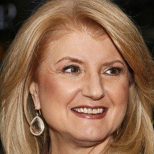 Arianna Huffington 3 of 9