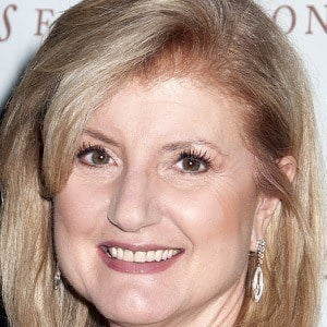 Arianna Huffington 4 of 9