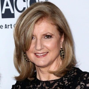 Arianna Huffington 6 of 9