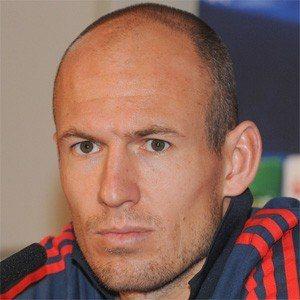 Arjen Robben 2 of 3