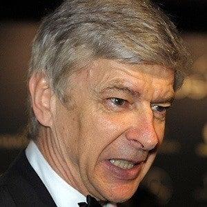 Arsene Wenger 2 of 4