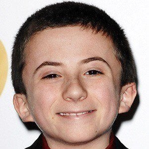Atticus Shaffer 4 of 10