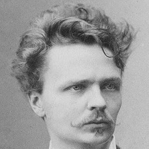 August Strindberg 2 of 4