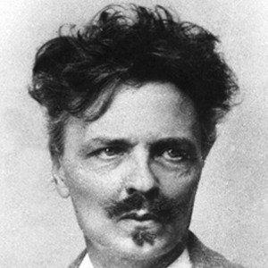 August Strindberg 3 of 4