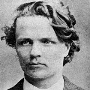 August Strindberg 4 of 4