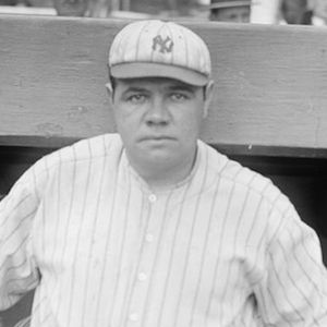 Babe Ruth 7 of 10