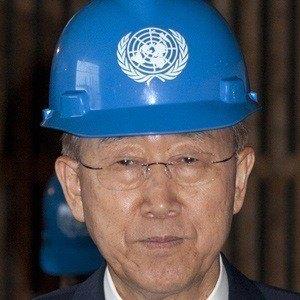 Ban Ki-Moon 2 of 3
