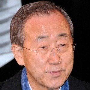 Ban Ki-Moon 3 of 3