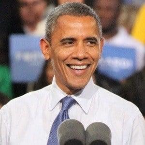 Barack Obama 8 of 10