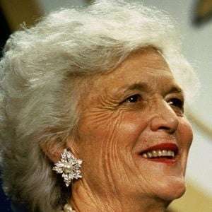 Barbara Bush 3 of 10
