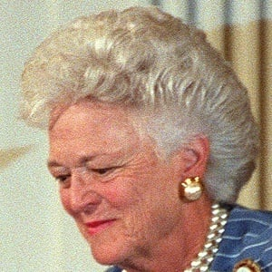 Barbara Bush 6 of 10