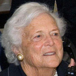 Barbara Bush 7 of 10