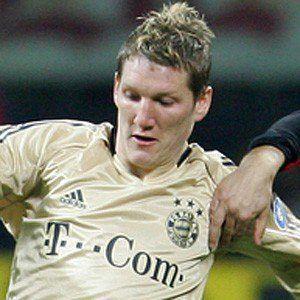 Bastian Schweinsteiger 2 of 5
