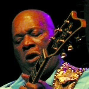 BB King 7 of 7