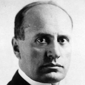 Benito Mussolini 2 of 4