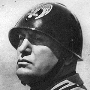 Benito Mussolini 3 of 4