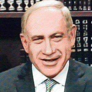 Benjamin Netanyahu 3 of 3