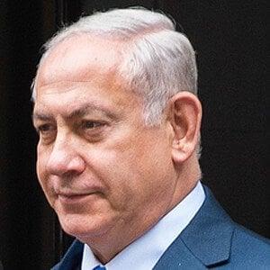 Benjamin Netanyahu 5 of 5